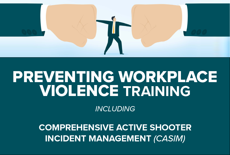 PIASC: Preventing Workplace Violence Training