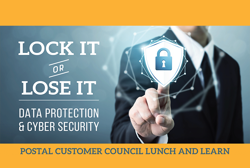Lock it or Lose It: Data Protection & Cyber Security